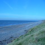 Kirksanton beach